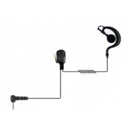 Auricular gancho 1 pin Motorola, cable resistente T81,T82,T82EX, T92