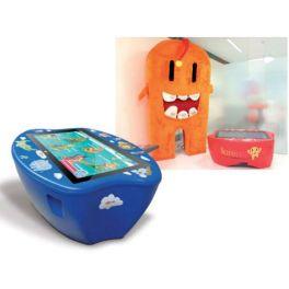 Mesa interactiva MultiClass Kid Azul