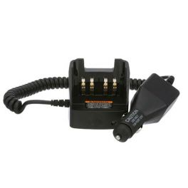 Cargador de coche para Motorola Serie DP2X00e / DP3000 / DP4000