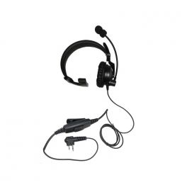 Mono auricular ligero de Motorola para DP1400