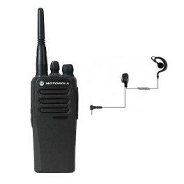 Motorola DP1400AN analógico + Auricular gancho