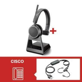 Plantronics Voyager 4210 Office USB-A con descolgador electrónico para Cisco