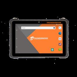 Thunderbook Colossus A101 con código de barras