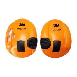 Cubiertas para auricular 3M Peltor SportTac - Naranja