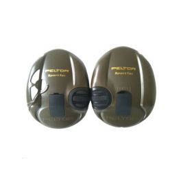 Cubiertas para auricular 3M Peltor SportTac - Verde