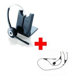 Auricular Jabra PRO 920 para telefonos Alcatel