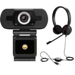 Jabra EVOLVE 20 MS Estéreo con webcam