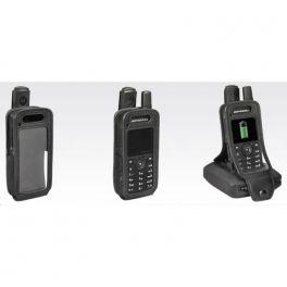 Motorola funda de cuero suave para SL4000