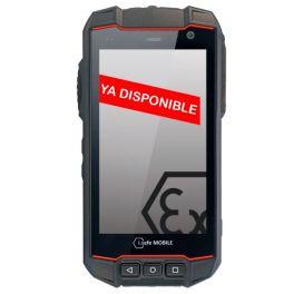 Teléfono móvil ATEX i.safe IS530.1