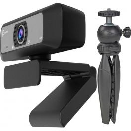 J5 Create Webcam JVCU100 USB HD con trípode