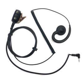 Kit auricular higiénico conexión Motorola 1 pin