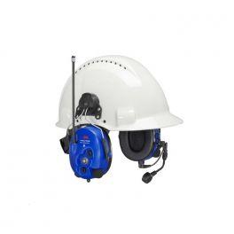 Peltor 3M Litecom WS PRO 3 DMR ATEX - Fijación al casco