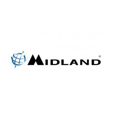 Fuente de alimentación para cargador doble para Midland G7 Pro