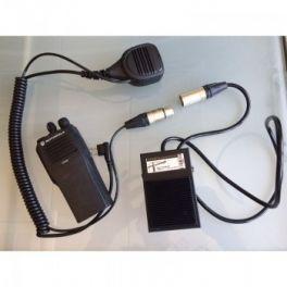 Motorola XT420 + Pedal PTT