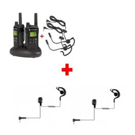 Motorola XT180 + con 2 Kit contornos BR1708 adicionales