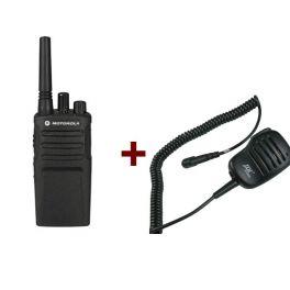 Motorola XT420 + Micrófono HP JD500MX