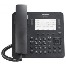 Panasonic Teléfono fijo KX-DT635 - Negro