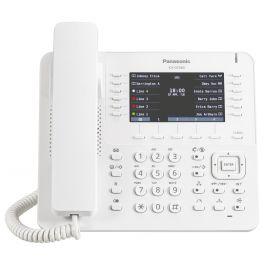 Panasonic Teléfono fijo KX-DT680 - Blanco