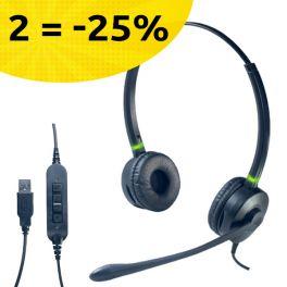 Un auricular Cleyver, el 2º al -50%