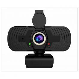 Webcam USB HD Compacta con lente de privacidad