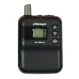 Receptor WT300RG2 para maleta de conferencia
