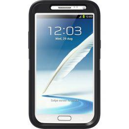 Funda OtterBox Defender para Samsung Note 2 Negro