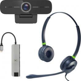 Cleyver Pack Flextool Teletrabajo (USB)