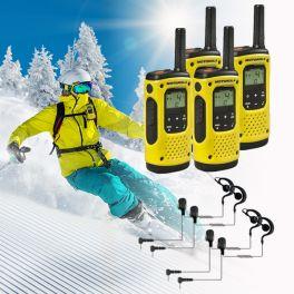 Pack Walkie Talkies Especial Esquí