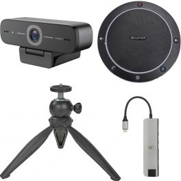 Cleyver Flextool Pack videoconferencia bluetooth home