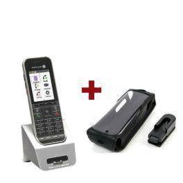 Alcatel-Lucent 8242S DECT + Funda para teléfono