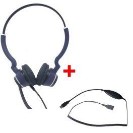 Cleyver HC25 QD Duo + Cleyver USB70