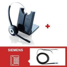Jabra PRO 920 + Descolgador electrónico para Siemens