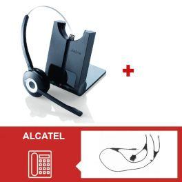 GN920 con Alcatel 8 y 9