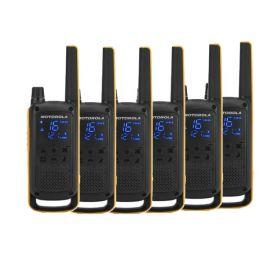 Pack sexteto Motorola T82 Extreme