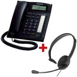 Oferta Teléfono fijo + Auricular