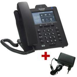Panasonic KX-HDV430 Negro con alimentación