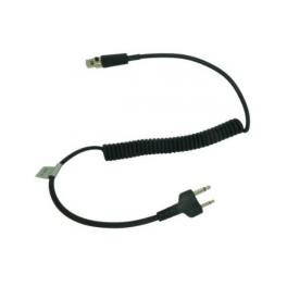 3M Peltor Flex FL6U-31 Cable para ICOM y Midland