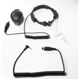 Micro-auricular con laringófono versión Vertex