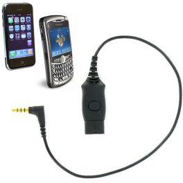 Cable de conexión de iPhone para auriculares OD