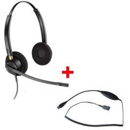 Pack: Plantronics Encore Pro 520 + Cleyver USB70-Kabel