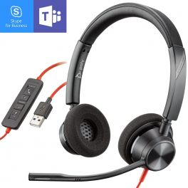 Plantronics Blackwire 3320 USB-A MS
