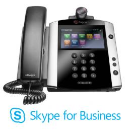 Polycom VVX 600 MS Skype for Business