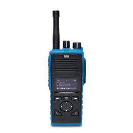 Entel DT825 VHF ATEX con pantalla