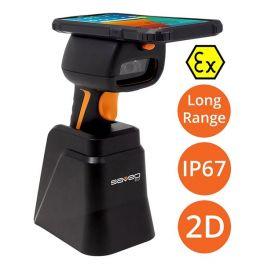 Saveo Scan BOLT™ de largo alcance - Escáner de última generación
