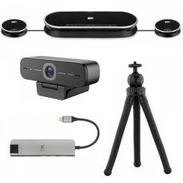 Pack videoconferencia Sennheiser Expand 80T + Micrófonos