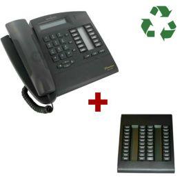 Alcatel Premium Reflexes re acondicionado + Módulo de extensión 40 teclas