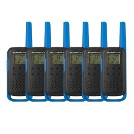 Pack sexteto Motorola Talkabout T62
