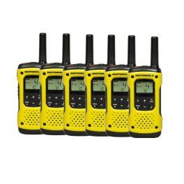 Motorola TLKR T92 H₂O de  - pack de 6