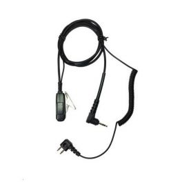 3M de Cable Peltor para Walkies-Talkies  Motorola