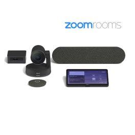 Logitech Medium Room Solutions para Zoom Rooms